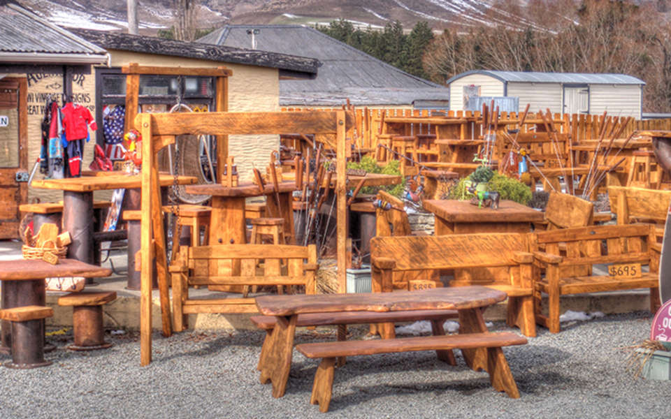 Handcrafted Wooden Furniture   Three Creeks Burkes Pass